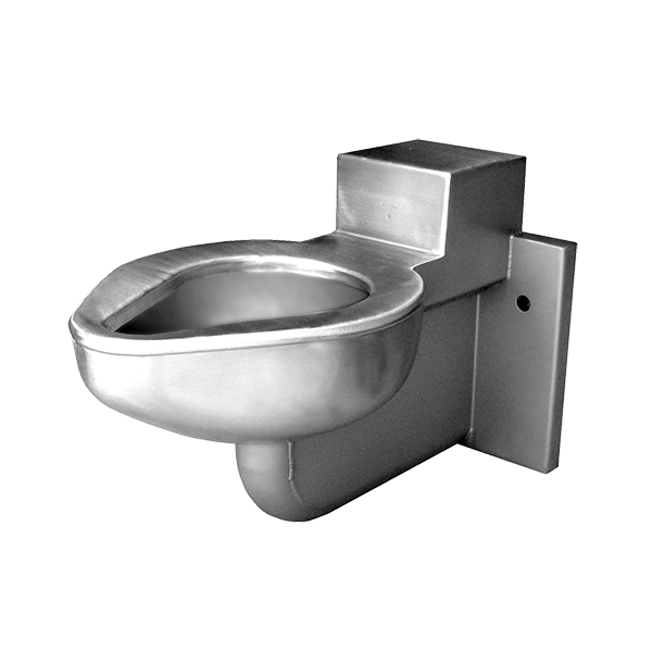 ETW 1490 CM Wall Outlet Carrier Mounted (3 Bolt) Blowout Series Water Closet