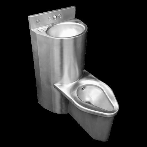 18-in-wide-ligature-resistant-combination-lavatory-toilet-units