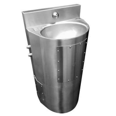 """Willoughby Ligature-resistant, Front Access, 18"""" Lavatory ASHS-1013- 06-FA"""