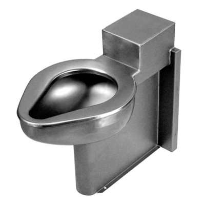 etws-1490-fm wall outlet, floor mounted, siphon jet stainless steel toilet