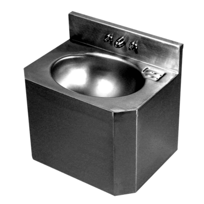 Willoughby's HS-1013-96-FA Lavatory Sink is one of our institutional plumbing fixtures.