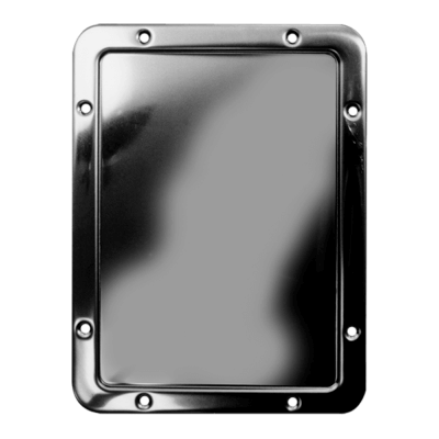 Willoughby Security Mirrors provide an alternative to traditional mirrors in a security environment.