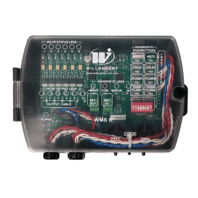 WMSII Electronic Water Controls