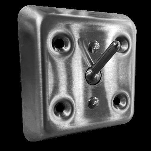 Stainless Steel Ligature-Resistant Towel Hooks