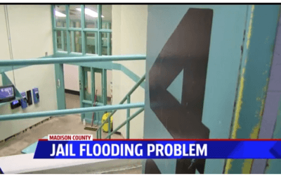 Electronic Water Management Systems Help Jail Flooding in Madison County