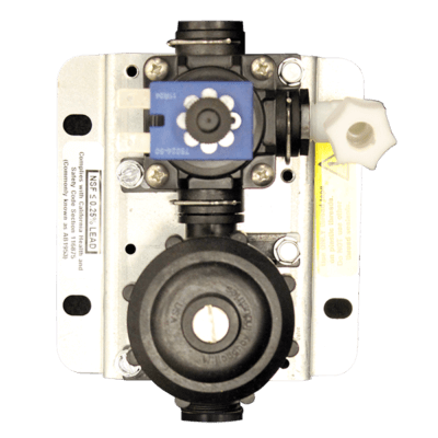 The Willoughby E1L1 Electronic Control Valve Assembly is a self-contained water control valve.