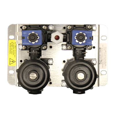 The Willoughby E1L2 Dual Temperature, Lead-free, Electronic Valve Assembly is a electronic water valve for use in security, commercial, and healthcare.