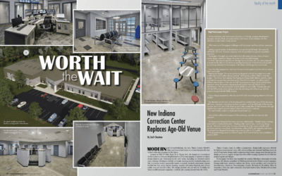 Willoughby Products Featured in New Tipton County Facility