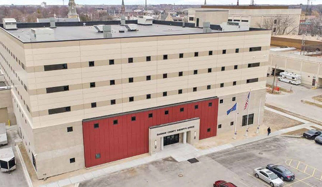 Saginaw County Office & Detention Center