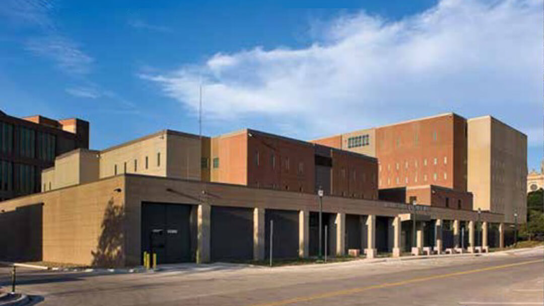 Willoughby Products Featured in Recent Minnehaha County Jail Expansion